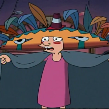 """There Was Someone."" – On Helga's Mental Health In Hey Arnold"
